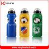 Пластиковый спорта бутылка воды, пластиковые бутылки спорта, 600 мл спорта бутылка воды (KL-6646)