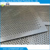 Strato perforato della maglia del metallo
