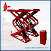 Гидравлический подъемный стол ножничного типа для ремонта авто (AUTENF HSL2000)