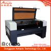 Автомат для резки гравировки лазера СО2 для пластическая масса на основе акриловых смол MDF