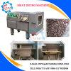 산업 사용 자동적인 고기 깎뚝써는 기계
