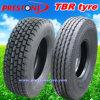 11r22.5, 315/80r22.5 Tubeless Radial Truck Tyre/Tyres, TBR Tire/Tires mit Rib Smooth Pattern für High Way (R22.5)