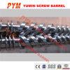 PVCパソコンExtruderのための65/120 Twin Screw Barrel Screw Cylinder Screw Tube