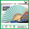 Paper Hand Fan Cadeaux de mariage Children DIY Paper Craft Fan