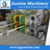 Пластичное двойное штранге-прессовани трубы PVC полости делая машину