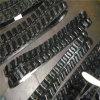 Kubota U10, U10-2 trilha de borracha 180*72*40 para a máquina da construção