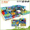 Diapositiva de plástico suave castillo hinchable infantil