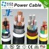 le PVC moyen de la tension 26/35kv a isolé/câble d'alimentation de cuivre/en aluminium engainé de conducteur