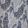Cordón barato del francés de la materia textil del oro de la flor de la venta al por mayor de la alta calidad