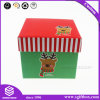 عادة ورق مقوّى مربّعة يعبّئ صندوق لأنّ عيد ميلاد المسيح