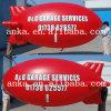 Helio inflables de gran tamaño para las aberturas del modelo de avión