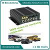 Ahd 1080P Auflösung-Fahrzeug bewegliches DVR mit Funktion 4CH der Unterstützungs3g 4G WiFi GPS
