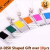Mini mémoire tournante colorée de flash USB pour le cadeau (YT-3203)