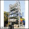 Scheda di CI e tipo manuale sistema rotativo automatico di parcheggio dell'automobile