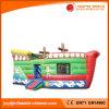 2017 Sommer-aufblasbarer Fischerboot-springender Mond-Haus-Prahler (T6-604)