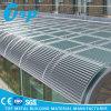 Feritoia di alluminio di alta qualità di Alufront per ventilazione e controllo di Sun