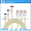 Câble de données de recharge de 1 m pour iPhone 7