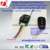 Puerta de puerta corredera 12V-24V AC / DC transmisor de RF y receptor para el receptor Hcs301 de garaje