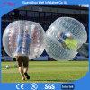 Balompié de Zorbing de la bola de Zorb de la carrocería transparente del PVC y de TPU inflable