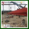 Almacén prefabricado de la estructura de acero con el palmo grande