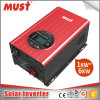 Onde sinusoïdale pure 48V 6000W solaire Power Inverter