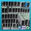 عمليّة بيع حارّ ألومنيوم بثق قطاع جانبيّ لأنّ مربّعة مستطيلة أنابيب أنابيب 6063 سبيكة
