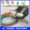 Band de van uitstekende kwaliteit van de Folie van het Koper van 0.09mm voor het Elektrische Geleidende Steunen van /Die-Cut