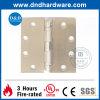 Шарнир конца стационара оборудования двери SS304 с сертификатом UL (DDSS 454535)