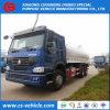 판매를 위한 Sinotruk HOWO 10 바퀴 유조선 트럭 20000L 20cbm 20m3 연료 탱크 트럭