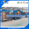 Qt4-25 ligne complètement automatique machine pour la production des briques de construction