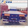 20 pieds à plat de 30 tonnes camion conteneur semi-remorque pour le Liban