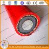Cable de transmisión de Na2xsy 18/30 kilovoltio de cable subterráneo de Al/XLPE/Cws/Cts/PVC milivoltio
