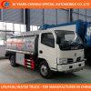 2t 3t Vrachtwagen 5cbm van de Olietanker 6wheels de Bijtankende Vrachtwagen van de Brandstof