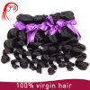 Extensão frouxa do cabelo humano da onda do Virgin quente do Mongolian da venda 100%