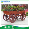 Carro hermoso de la flor del jardín para los usos públicos (FY-010B)