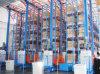 Racking automatizado do sistema do armazenamento e de recuperação
