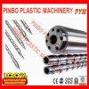 PEのためのプラスチックInjection Machine Screw Barrel