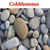 Cobblestones della qualità superiore per il trattamento delle acque, materiale del filtrante della ghiaia, filtro bianco dalla ghiaia