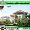 Contenedor resistente al fuego de bajo coste casas modulares Casa Kit portátil