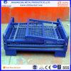 普及した使用の鋼鉄Q235フォールドワイヤーボックス