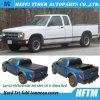 トラックは貨物ベッド・カバーの82-93シボレーS10 GmcのS15 6のための堅い三重トノーカバーを'短いベッド分ける
