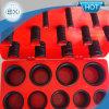 De hydraulische Verbinding van de Uitrusting van de Doos van de O-ring van de Verbinding Vastgestelde Rubber