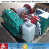 Grue Winchlass de mine de basse tension de grande capacité