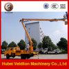 24m Aerial Working Platform HydraulicジャックLift Truck
