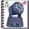 Luz principal móvil barata y caliente de la viga de la venta 24PCS