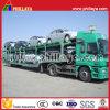 Dei 2 assi del camion rimorchio di trattore di trasporto dell'automobile del rimorchio semi (carico delle automobili 6-9)