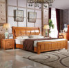 Festes hölzernes Bett-moderne Betten (M-X2809)