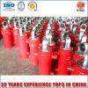 Cilindro deDespejo telescópico pequeno do petróleo da amostra da oferta de Wantong