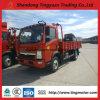 5 طن [هووو] شاحنة من النوع الخفيف مع محور العجلة وحيد