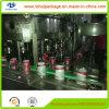 Pianta di riempimento della parte superiore di schiocco/della macchina di rifornimento latta di alluminio
